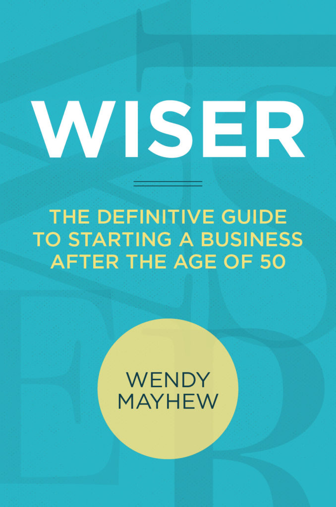 Book cover of Wiser